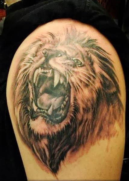 best lion tattoos gallery 4 tattoo designs picture gallery. Black Bedroom Furniture Sets. Home Design Ideas