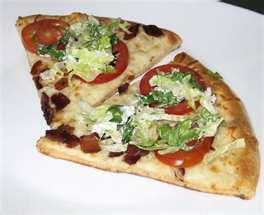 BLT Pizza   Recipes Recipe