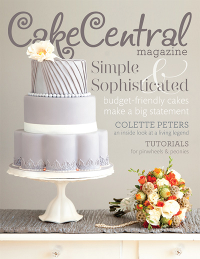 I Also Spend Time In The Last Part Of 2017 Working On An Exciting Project For April Edition Wedding Cakes Sugar Flowers Magazine