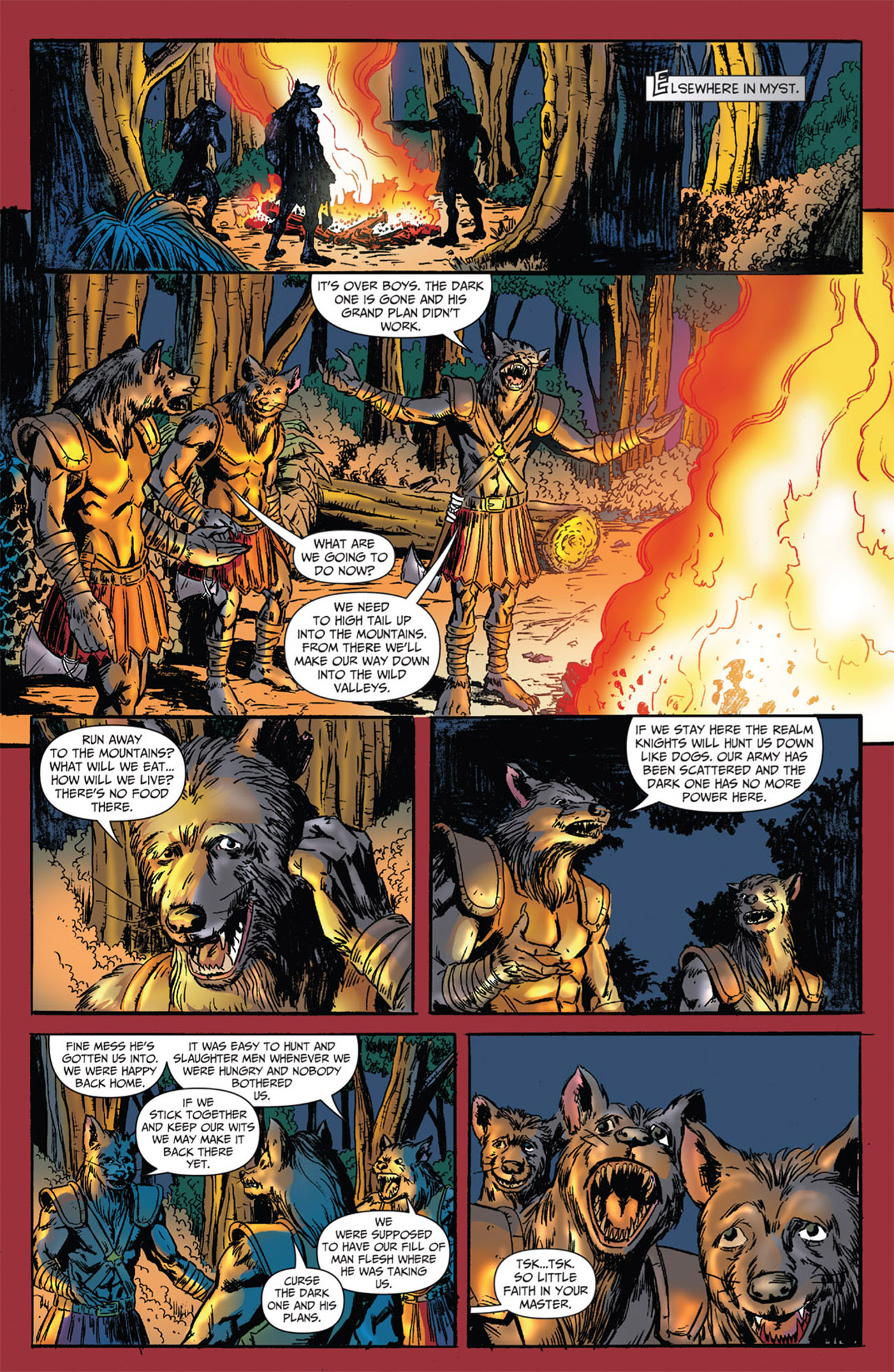 Grimm Fairy Tales (2005) Issue #51 #54 - English 15
