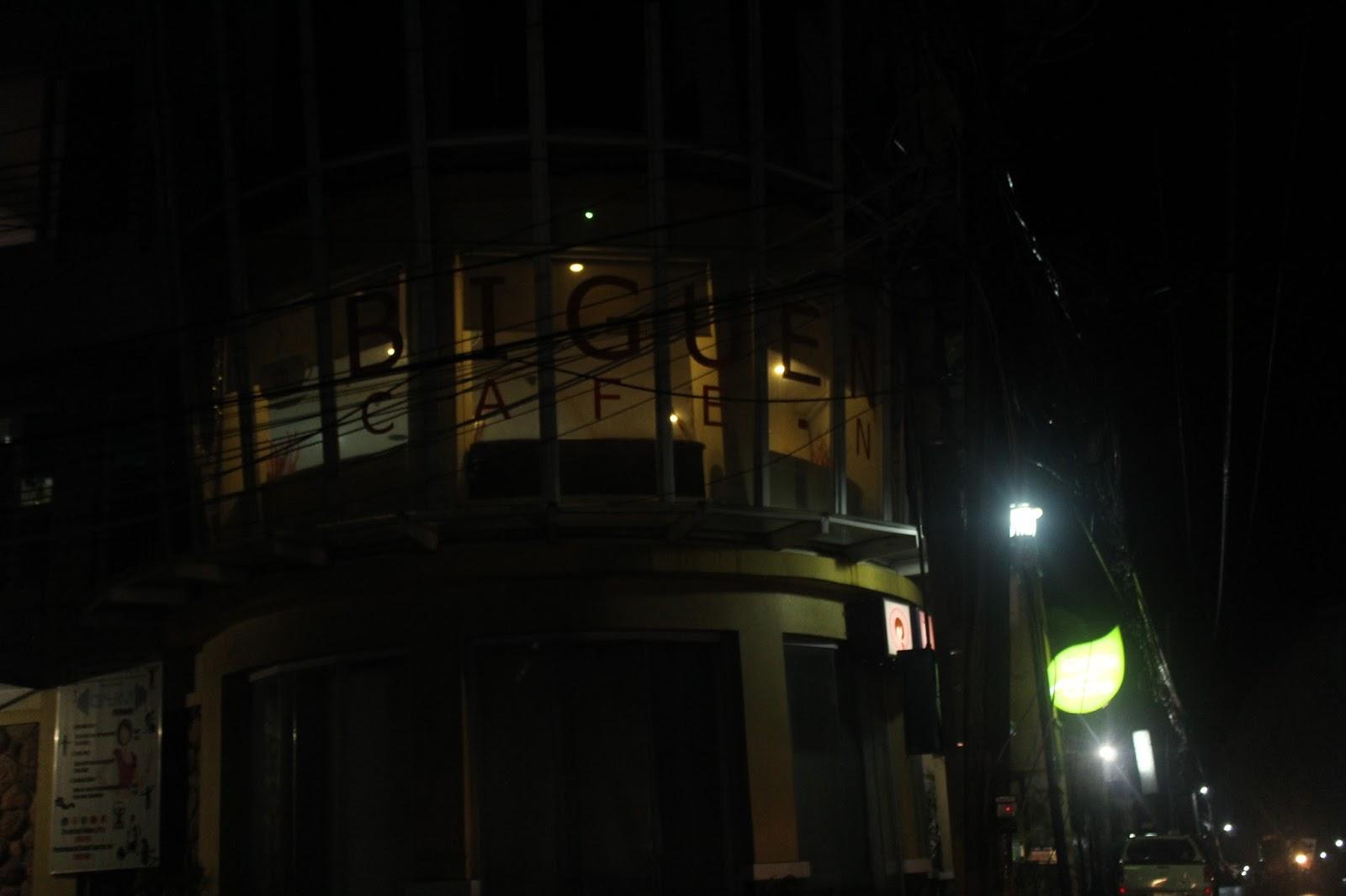 BIGUEÑOS CAFE, VIGAN
