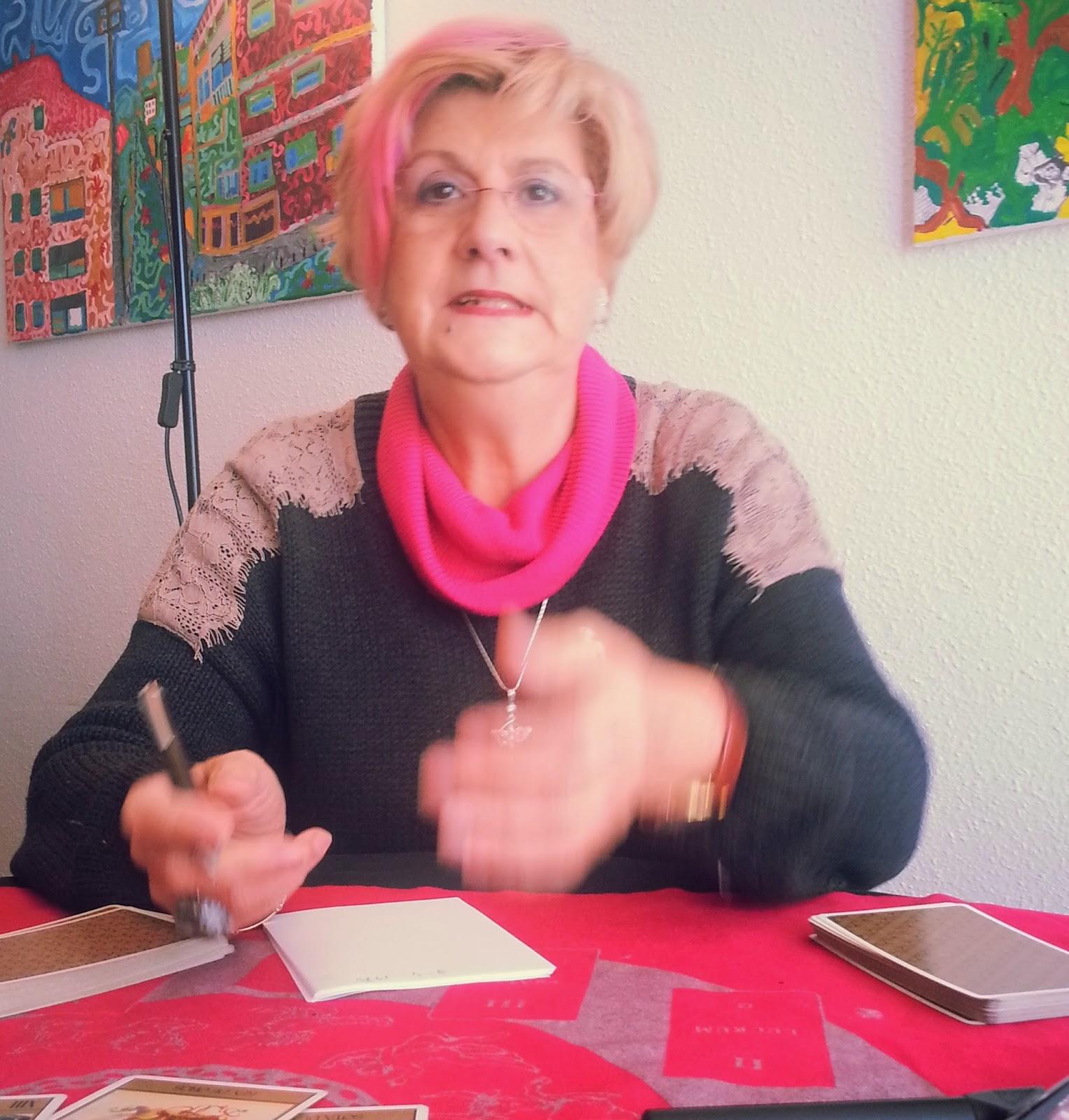 María Luisa Martín Vargas