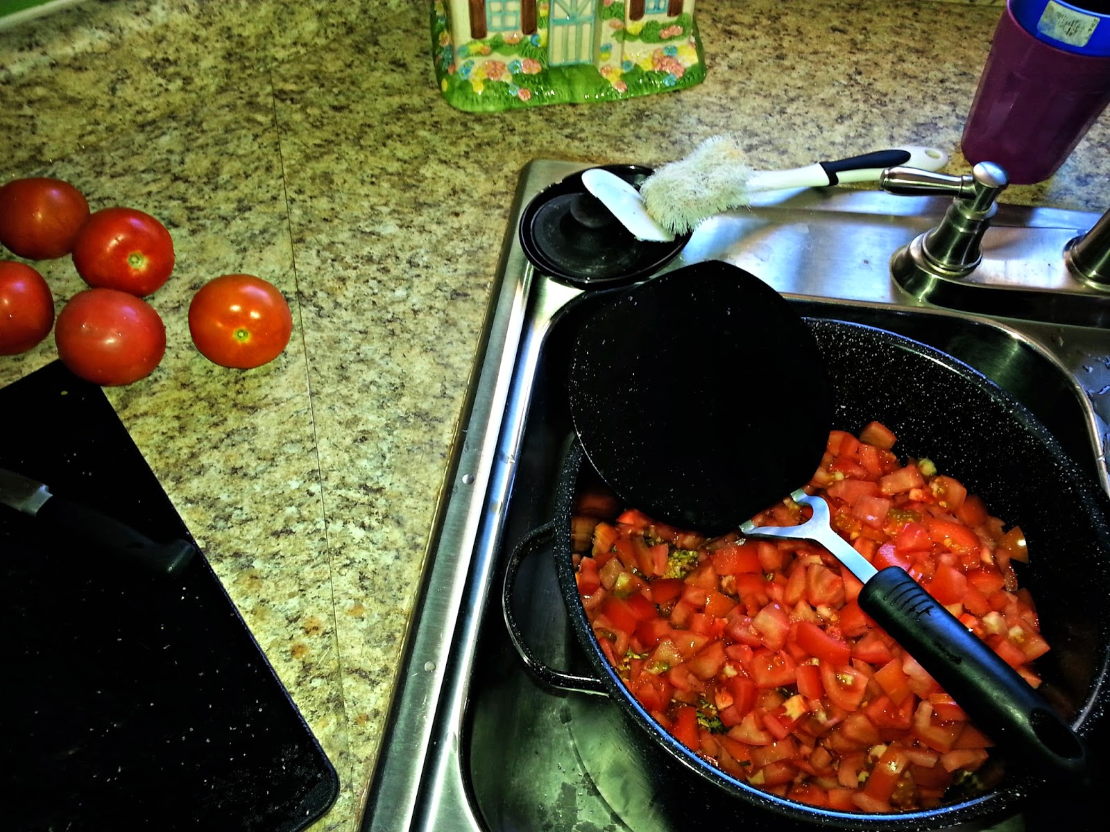 How to Can Your Own Salsa at Home and Save $$$
