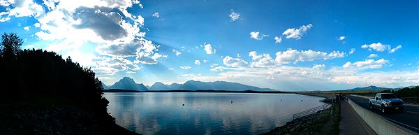 Jackson Dam, Grand Teton