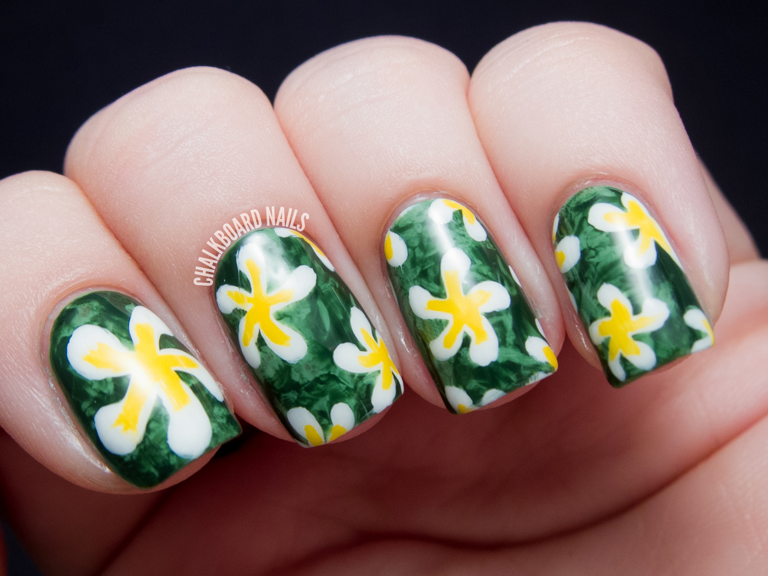 My Original Plan Was To Do Lily Of The Valley Nail Art As I Think Those Flowers Are Really Jaw Droppingly Beautiful But Had A Hard Time Turning It Into