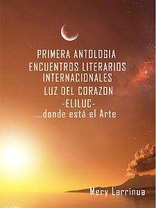 Gracias por permitirme formar parte de la Antologìa -2012