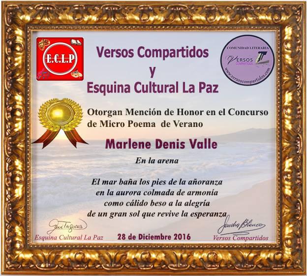 Micro-poema de Verano (Uruguay)
