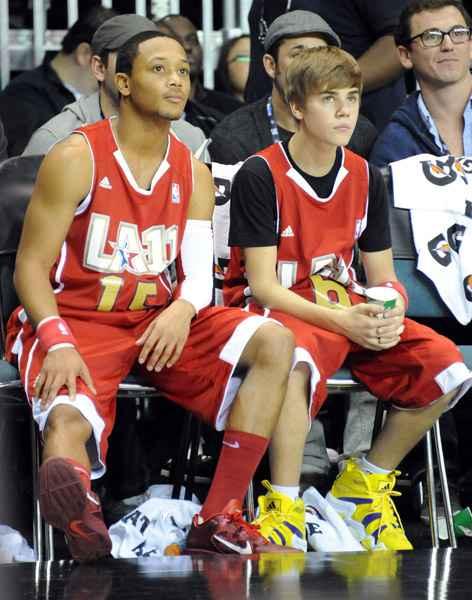 Romeo Miller And Justin Bieber TKnewZ: Photos:...