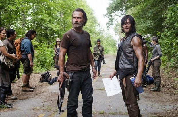 The Walking Dead AMC FOX España
