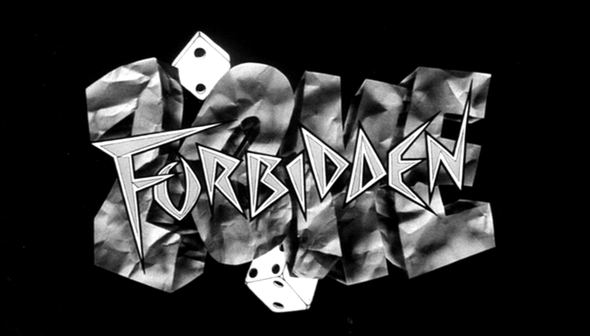 Forbidden%252BZone%252B062 You are now entering The Forbidden Zone, a place somewhere between genius ...