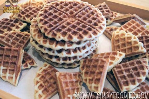 belgian waffles tous les jours