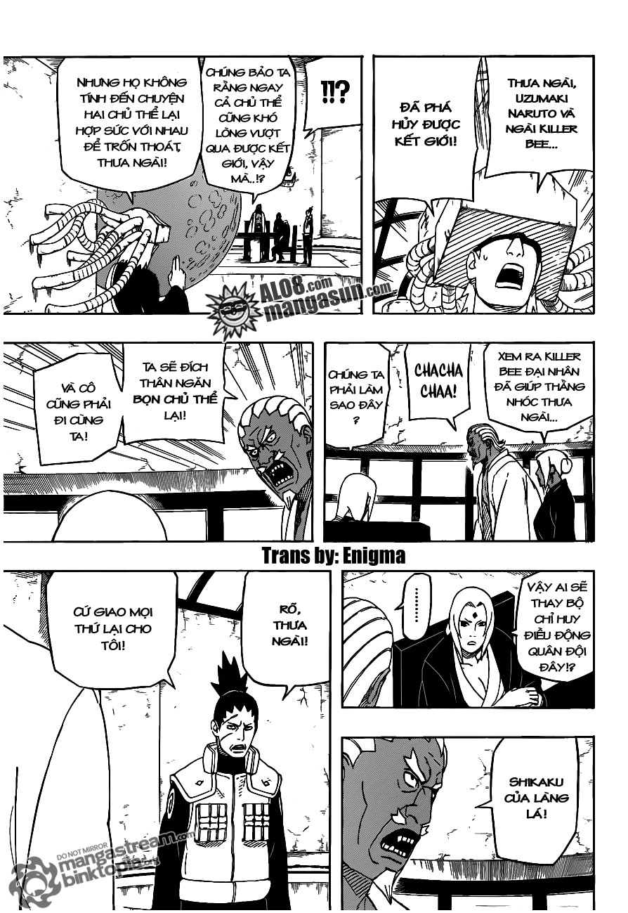 Naruto chap 537 Trang 6 - Mangak.info