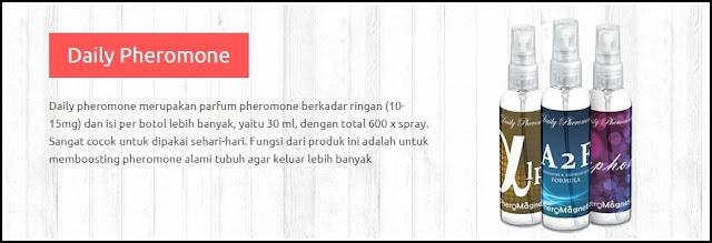 Daily Pheromone Parfume By Pheromagnetic