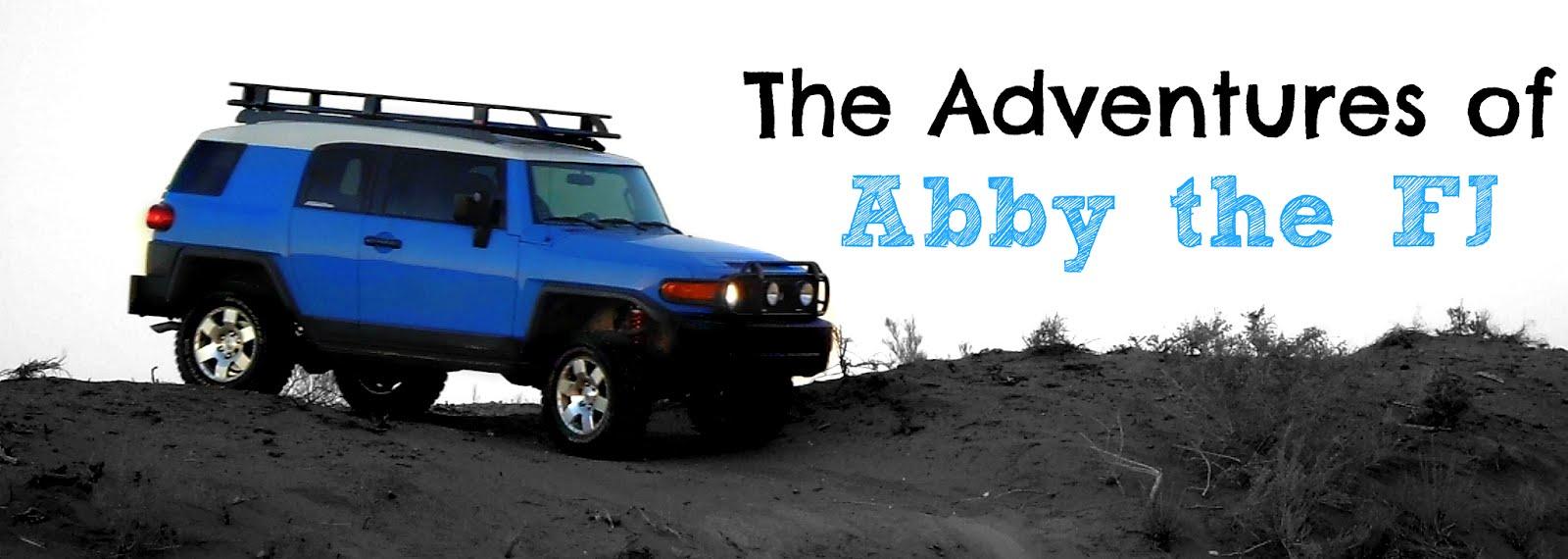 The Adventures of Abby the FJ