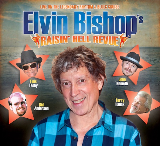 Blues-Elvin Bishop-12 cd-kl