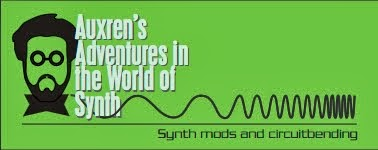 Auxren's Adventures In The World of Synth