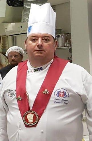 Membro do Collegium Cocorum da Federação Italiana de Chefs