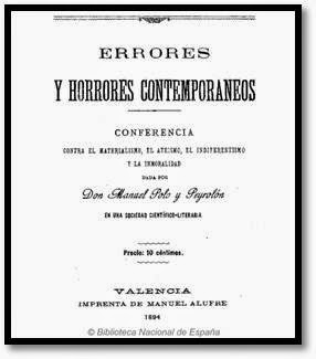Errores y horrores