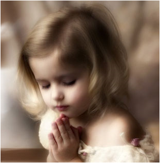 Oração de uma criança