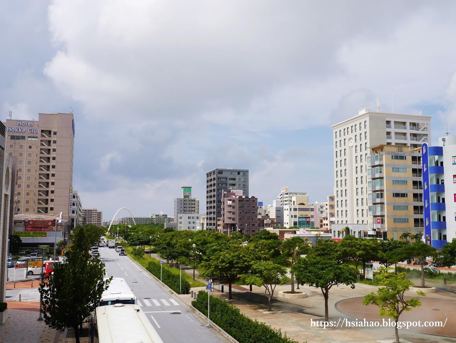 沖繩-景點-推薦-那霸-新都心-公園-自由行-旅遊-Okinawa-shintoshin