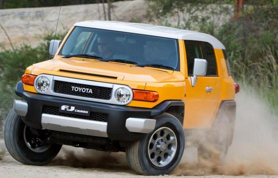 2015 Toyota Fj Cruiser Review Australia