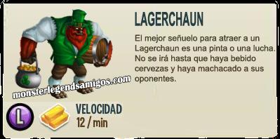 imagen de la descripcion del monstruo lagerchaun