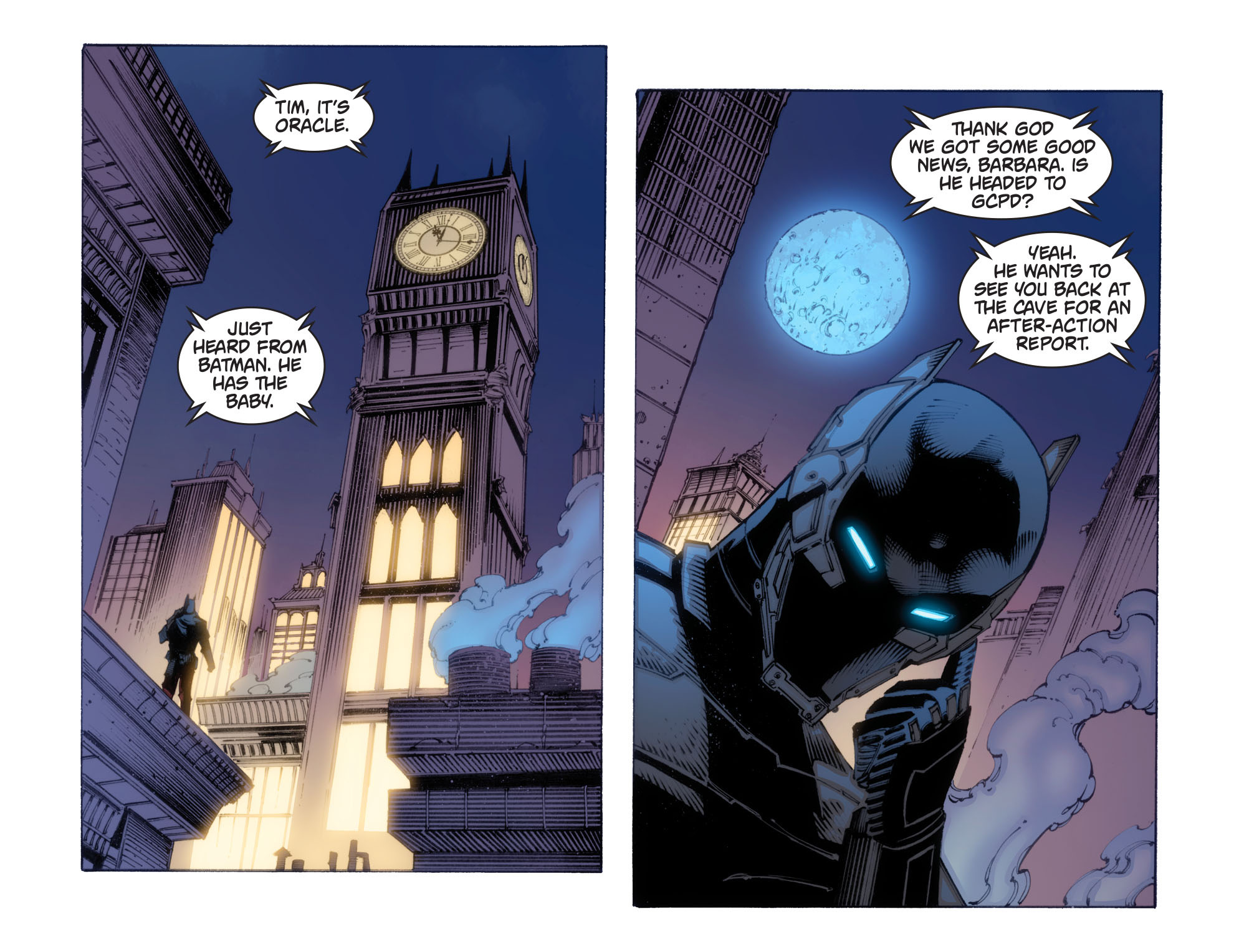 Batman: Arkham Knight [I] Issue #33 #35 - English 3