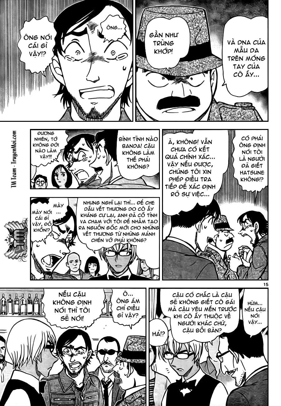 Detective Conan - Thám Tử Lừng Danh Conan chap 793 page 16 - IZTruyenTranh.com