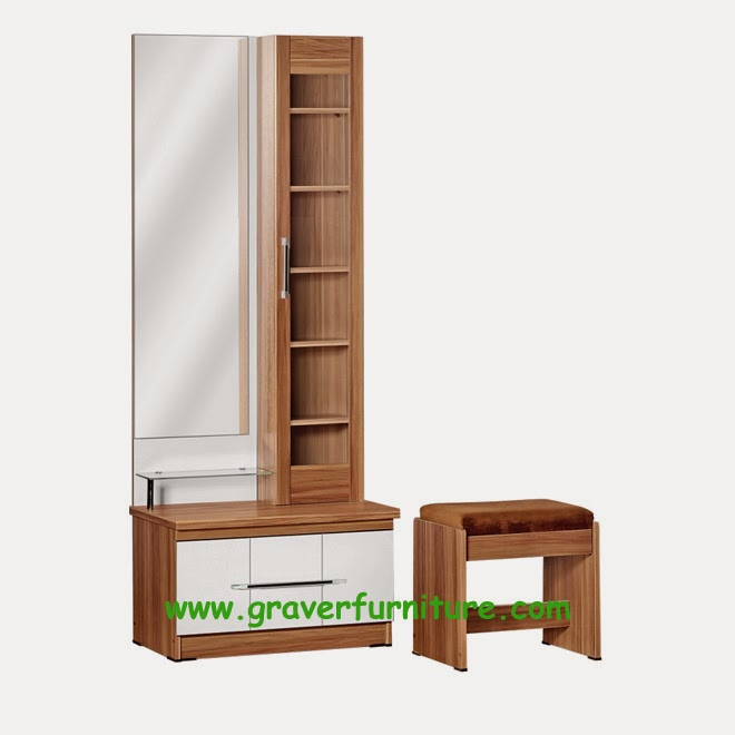 Meja Rias MR 2726 Graver Furniture