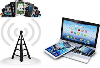 Mobile Wireless Internet