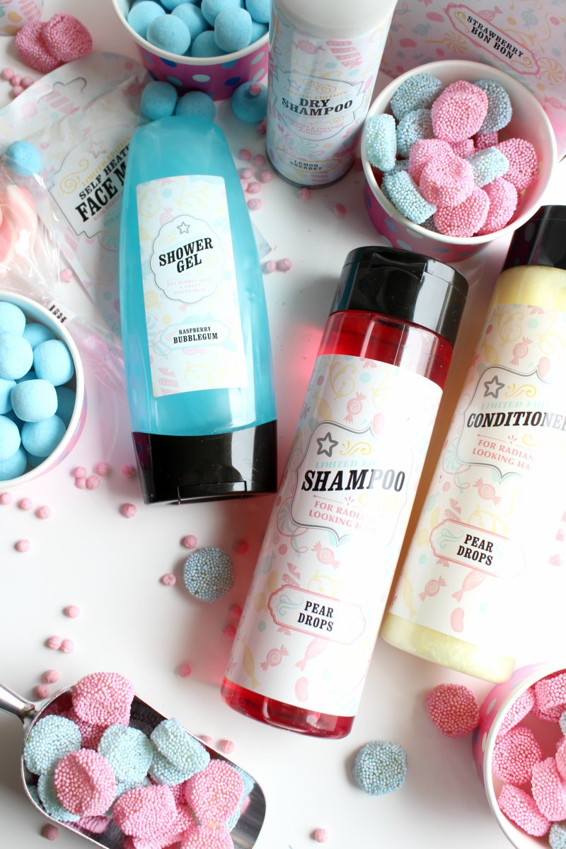 Superdrug Limited Edition Sweet Shop Collection