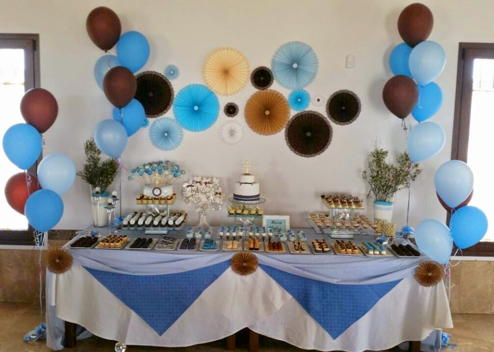 Tartas artisticas mesa dulce y salada para la primera for Mesa dulce para comunion