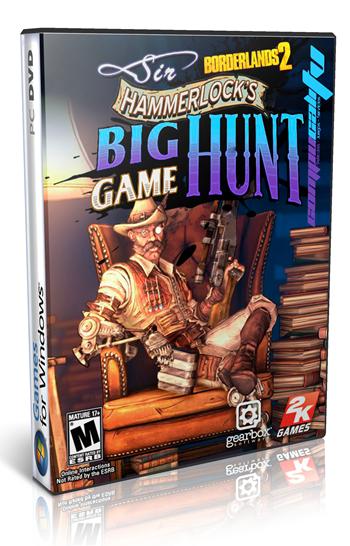 Expansion Sir Hammerlocks Big Game Hunt DLC