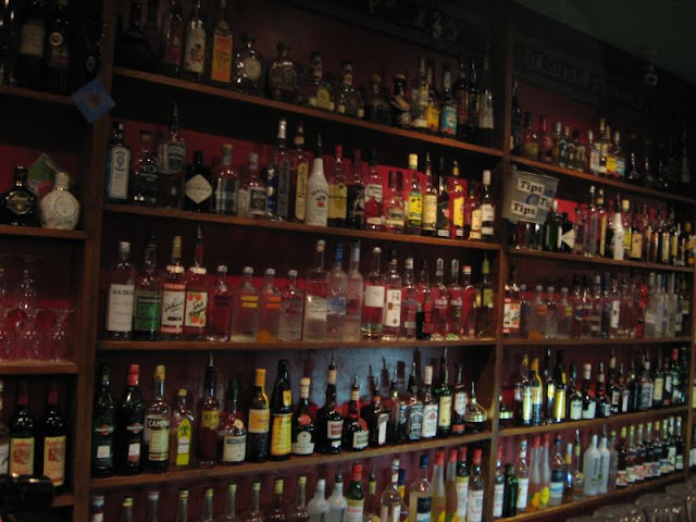 Ma Bicyclette: Places To Visit In York   Cocktails At Evil Eye Lounge