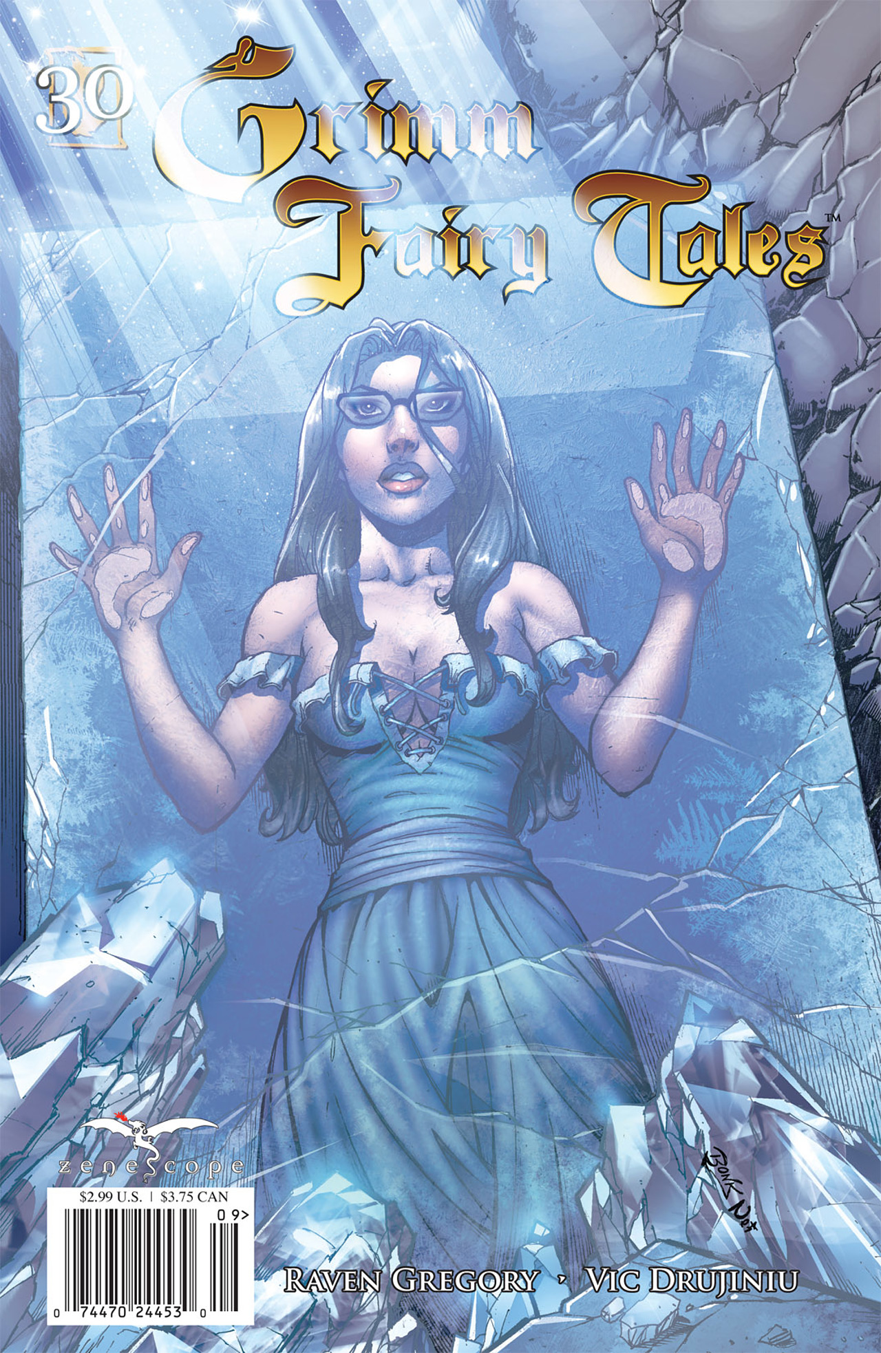 Grimm Fairy Tales (2005) Issue #30 #33 - English 1