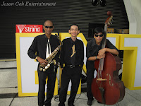 A profile picture of the Jazz Trio from Jason Geh Entertainment
