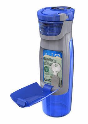 Kangaroo Autoseal Water Bottle