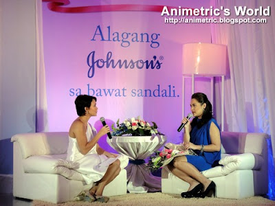 Judy Ann Santos Johnson's Baby Milk Bath