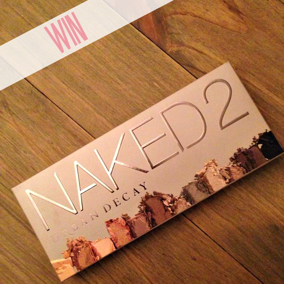 urban decay naked 2 giveaway