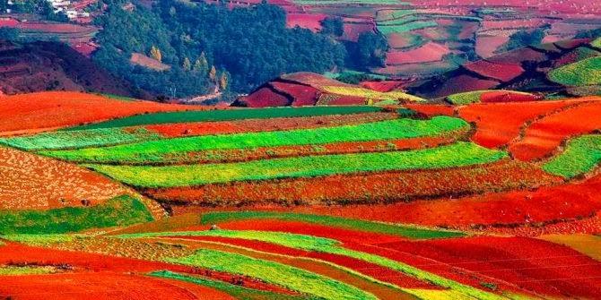 Tanah Merah Dongchuan
