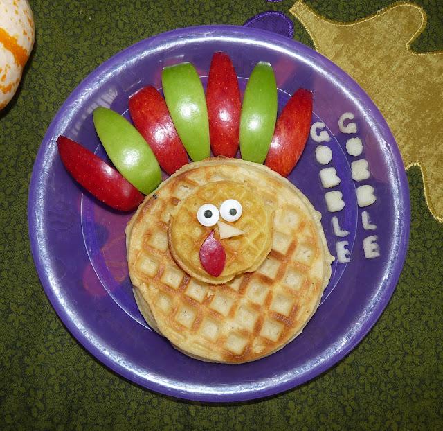turkey gobble lunch