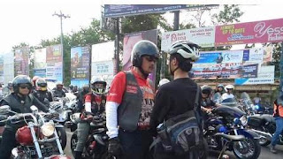 Konvoi Moge Yogyakarta