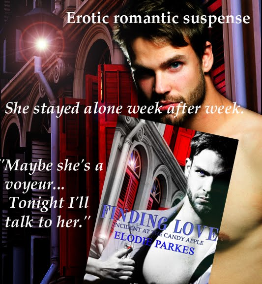 Hot off the Press, Finding Love: Incident at the Candy Apple