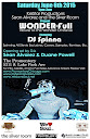 Saturday June 6: WONDER-FULL w/DJ SPINNA