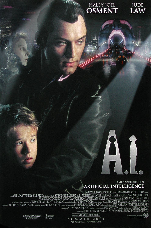 A.I Inteligencia Artificial (2001)