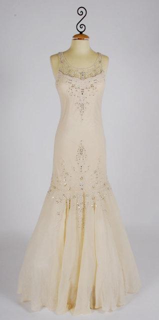 1930 Wedding Dress 68 Superb White wedding dress gown