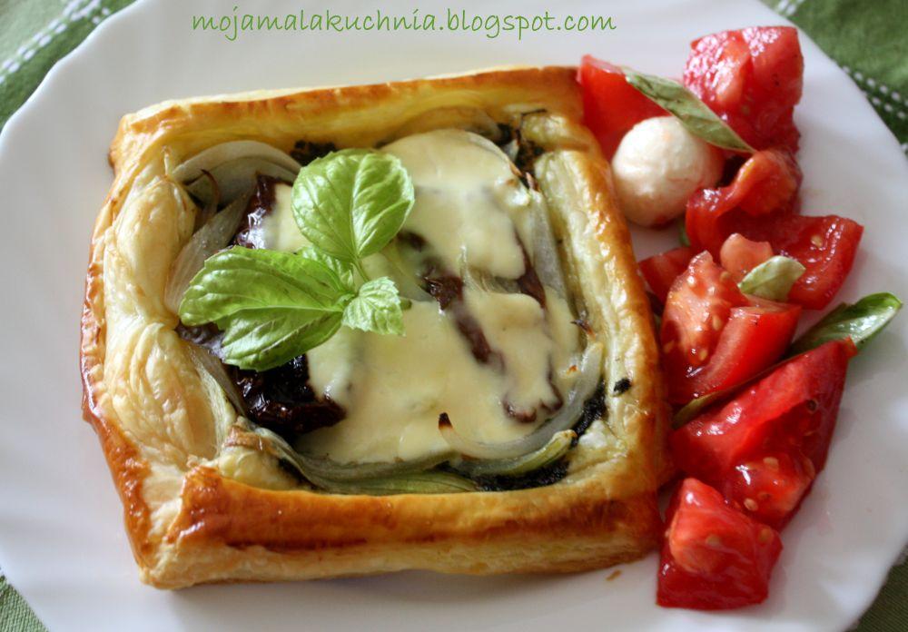 Moja Mała Kuchnia Tarta Z Suszonymi Pomidorami I Pesto