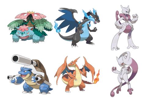 Daftar mega evolution pokemon x y intj nerd - X mega evolutions ...