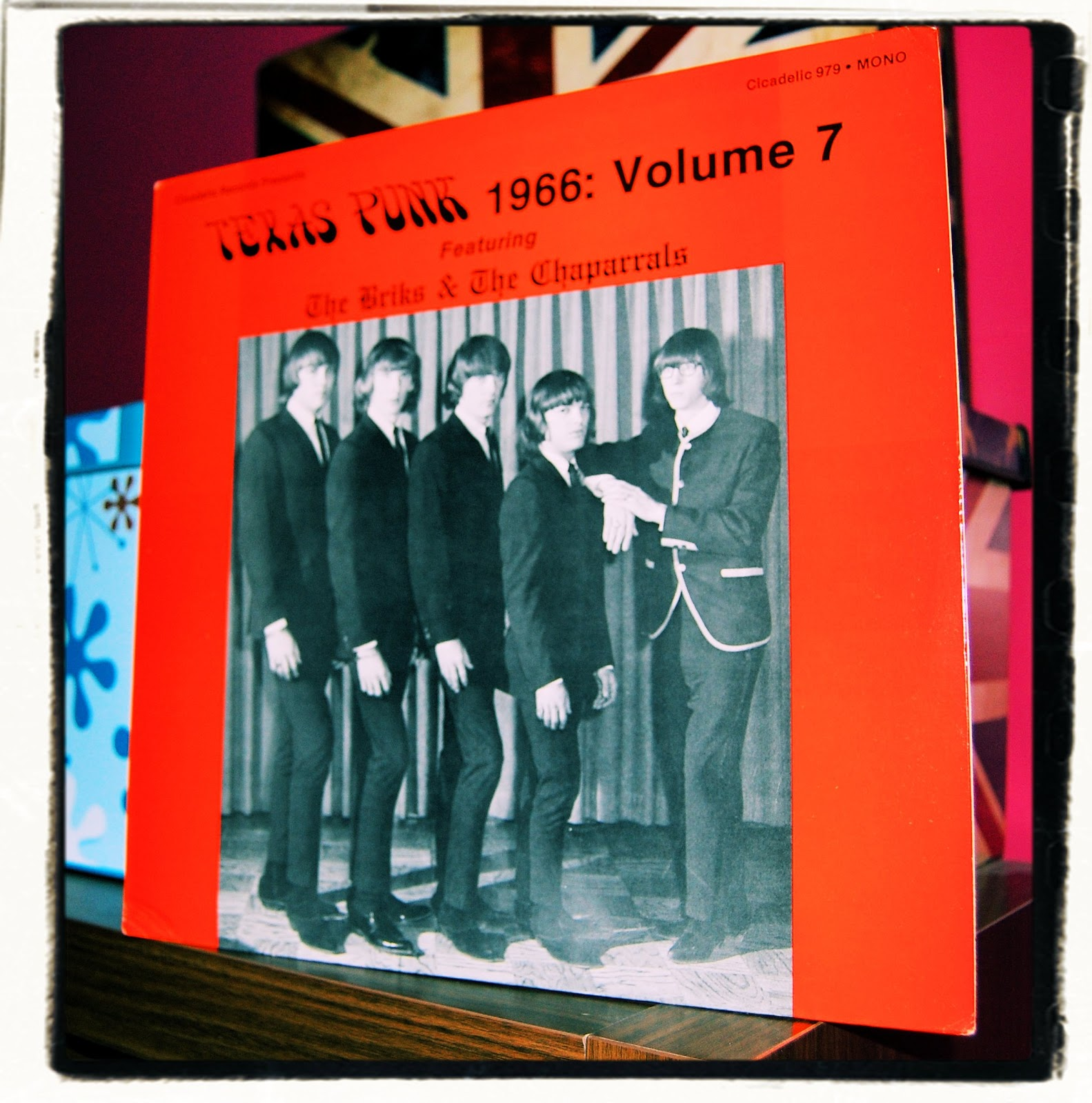 Various Texas Punk 1966 Vol 1