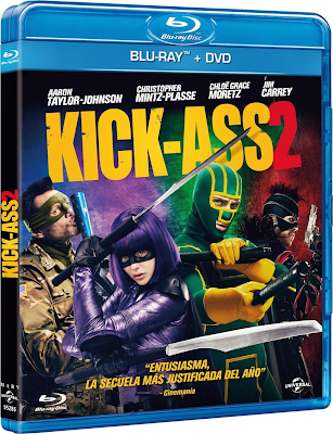 kick ass 2 2013 espanol latino bdrip Kick Ass 2 (2013) Español Latino BDRip